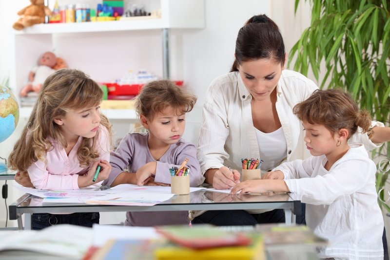 Nannies in Reading